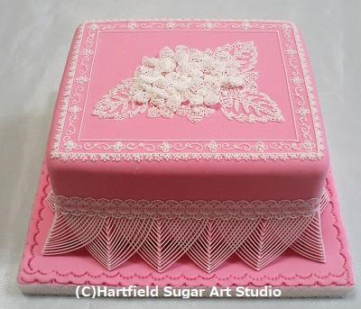 レースアジサイのケーキ.jpg